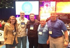 GA Commissioners 2014