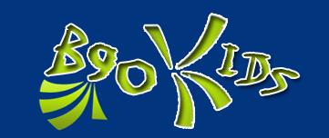 b90 kids logo