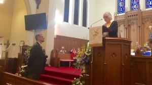 Carlin ordination